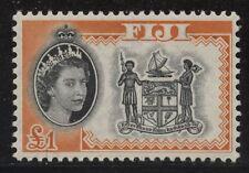 Fiji 1959 Elizabeth Definitive set Sc# 163-75 NH