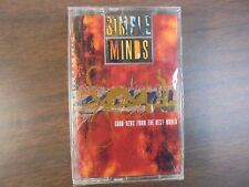 "NEW SEALED ""Simple Minds"" Good News From The Next World  Cassette Tape (G)"