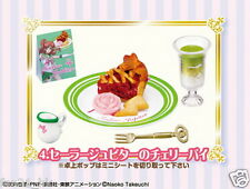 Re-ment Sailor Moon Sailormoon Crystal miniature Cafe Sweets Collection RARE #4