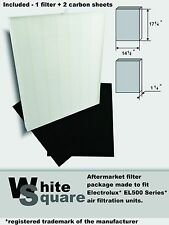Electrolux Series EL500 series air filter aftermarket HEPA filter package