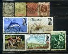 Mauritius Nice Stamps Small Lot