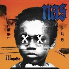 Illmatic XX [20th Anniversary Edition] [4/14] by Nas (Vinyl, Apr-2014, Sony...