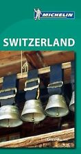 Michelin Green Guide Switzerland (Green GuideMichelin)-ExLibrary