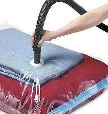Space Saver Saving Storage Bag Vacuum Seal Compressed Organizer 50* 60