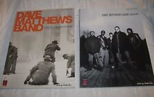 Dave Matthews Band EVERYDAY & LIVE IN CHICAGO Piano Vocal Guitar Cherry Lane