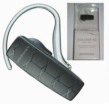 Original Plantronics Bluetooth Headset Explorer 50 iPhone 5 6 Galaxy S6 S7 Edge