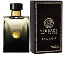 Versace Pour Homme Oud Noir  Eau de Toilette 3.4 oz by VERSACE FOR MEN NIB