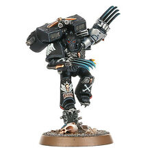 Warhammer 40k edryc setorax espacio Marina Nuevo Raven Guardia Reloj Overkill