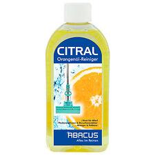 CITRAL 500 ml Orangenölreiniger Baumharzentferner Entfetter Kleberesteentferner