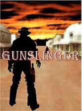 Gunslinger a Wild West Card Game