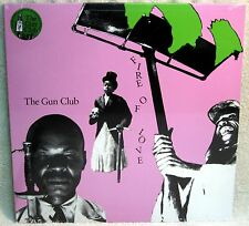 THE GUN CLUB Fire Of Love LP PUNK ROCK Jeffery Lee Pierce 180 Gram Vinyl CRAMPS