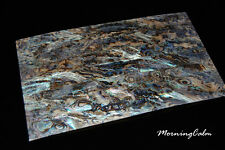 Dragon Paua Veneer Sheet (Mother of Pearl MOP Shell Inlay Overlay Luthier Nacre)