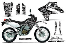 KAWASAKI KLX 250 Graphic Kit AMR Racing Decal Sticker Part 04-07 SHWB