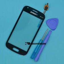 FOR SAMSUNG GALAXY DUOS GT-S7582 TREND PLUS GT-S7580 NEW TOUCH SCREEN BLACK