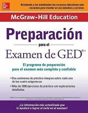 PREPARACIN PARA EL EXAMEN DE GED (9780071845700) -  (PAPERBACK) NEW