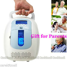 Portable Oxygen Concentrator Generator 30%~90% purity New Year Gift for parents