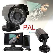 1300TVL HD Color Outdoor CCTV Surveillance Security Camera IR Night Video PAL TR