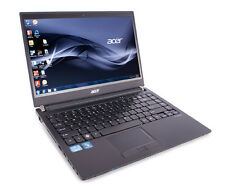 "Acer Travelmate 8481 14.1"" INTEL CORE I5 2nd GEN 1.6GHz 8GB RAM 320GB HDD Win 10"