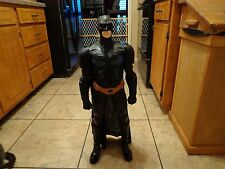 "BATMAN THE DARK KNIGHT RISES--31"" BATMAN FIGURE (LOOK)"