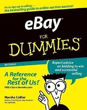 EBay® for Dummies® by Marsha Collier (2004, Paperback, Revised)