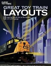 Great Toy Train Layouts, Carp, Roger, Good Book