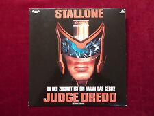 Laserdisc, Sylvester Stallone, Judge Dredd, Constantin 1995, CAV/CLV Widescreen