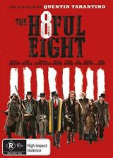The Hateful Eight (DVD, 2016) Crime Drama Mystery Film Samuel L. Jackson Movie