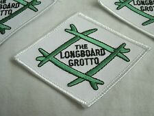 Longboard Grotto surf patch - NOS