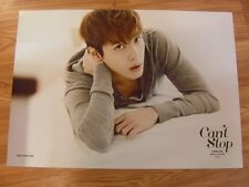CNBLUE - CAN'T STOP II [YONGHWA] [ORIGINAL POSTER] K-POP *NEW*