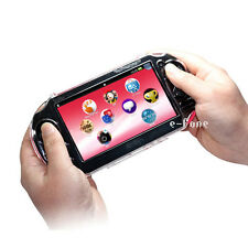 Clear Plastic  Crystal Skin Case Cover Protect for Sony PlayStation PS Vita 2000
