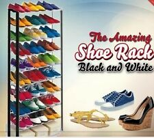 Amazing Shoe Rack that can store upto 30 pairs similar as seen on TV portable