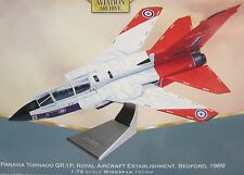 Corgi Panavia Tornado GR.1P Royal Establishment Bedford Aircraft Die-Cast 1:72