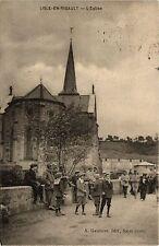 CPA  Lisle-en-Rigault - L'Église   (178687)