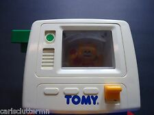 Tomy Talk to Teddy Video Phone Electronic Toy Very RARE Holographic Bear Works