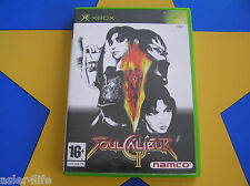 SOUL CALIBUR 2 - XBOX