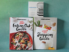 Weight Watchers 2016 / 2017 SMART Points CALCULATOR + Points Books + Plan Guide