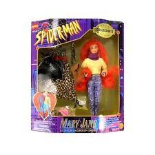 """Mary Jane 12"""" Muñeca de Moda Hombre Araña Año de hacer 1995"""