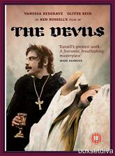 THE DEVILS -  SPECIAL EDITION Oliver Reed  & Vanessa Redgrave **BRAND NEW DVD **
