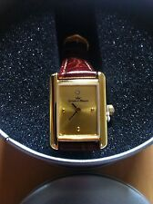 Women's wrist watch Brown Leather. Yonger & Bresson. In UK Stock. Guaranteed.