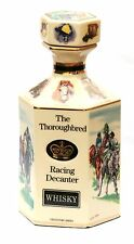 Horse Racing Whisky Decanter by Pointers of London collectable gift boxed NEW