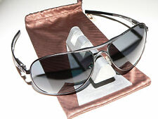 OAKLEY PLAINTIFF WIRE LEAD GREY POLARIZED FELON INMATE DEVIATION PILOTENBRILLE