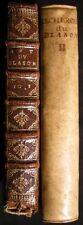 1673 MENESTRIER 1st ED BLAZONRY HERALDRY ROYALTY GENEALOGY 2 VOLUMES