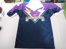 #SS2. GOSFORD KARIONG STORM JUNIOR  RUGBY LEAGUE  PLAYER'S  JERSEY