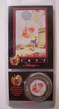 "NEW Disney Decades Coin-The Many Adventures of Winnie The Pooh ""1977"""