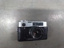 Vintage Konica Auto S 35mm Camera with Hexanon 47mm f/1.9 lens w/ Case