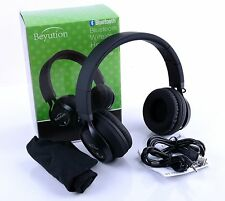 HiFi Metal Bluetooth Headphones headset for Samsung Apple Nokia Phone and Tablet