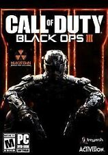 Call of Duty: Black Ops III 3 (PC Game: Windows, 2015) ✔NEW✔