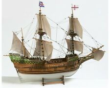 "Beautiful, brand new wooden model ship kit by Billing Boats: the ""Mayflower"""
