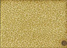 Regal Fabrics Malindi Sand Woven Cheetah Tan Drapery Upholstery Fabric
