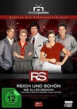 Reich und Schön - Box / Staffel 7: Wie alles begann, 5 DVD NEU + OVP!